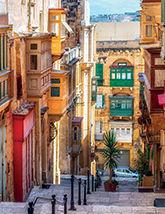 Voyage</br>Malte