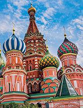 Voyage</br>Russie