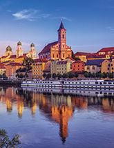 Croisière</br>Europe centrale