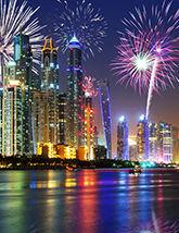 Nouvel An<br/>Dubaï