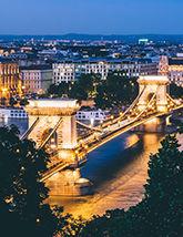 Nouvel an</br>Budapest