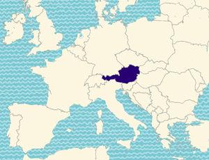 Situation de l'Autriche