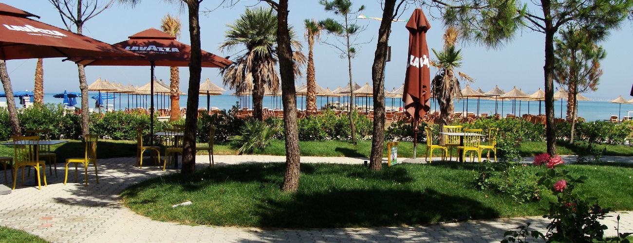 Supreme Hôtel & Spa 4*, en Albanie