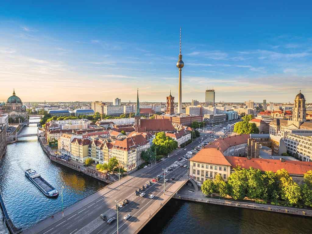 Vue de Berlin