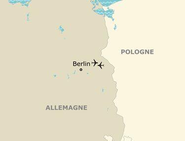 Itinéraire de votre programme en Allemagne
