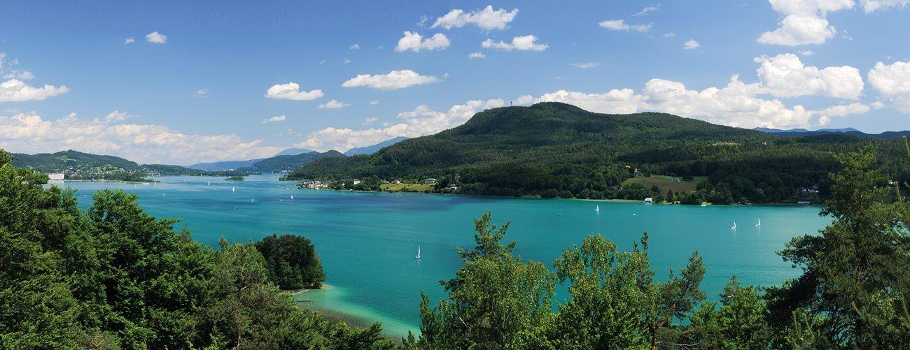 Le lac d'Achensee.