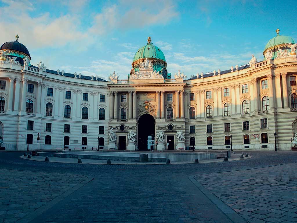 Hofburg, Vienne