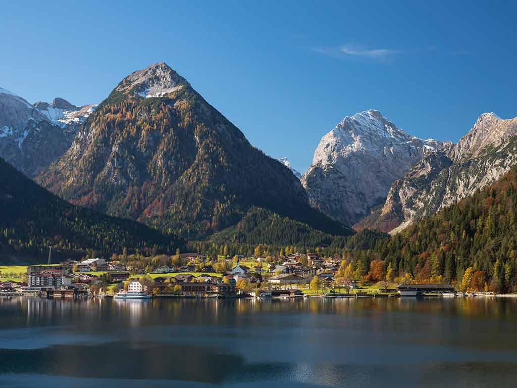 Lac d'Achensee, au Tyrol