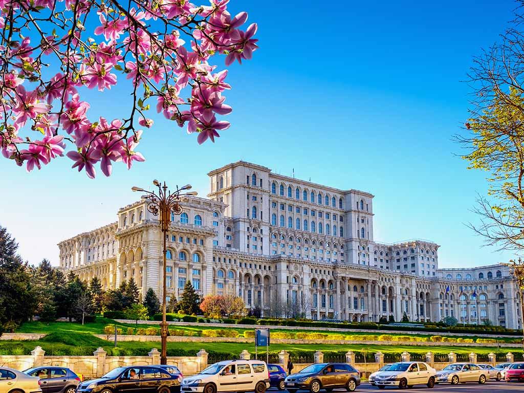 Bucarest en Bulgarie