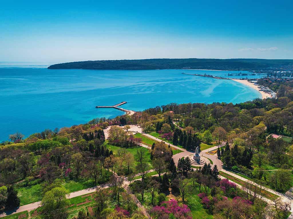 Varna, la perle de la mer noire