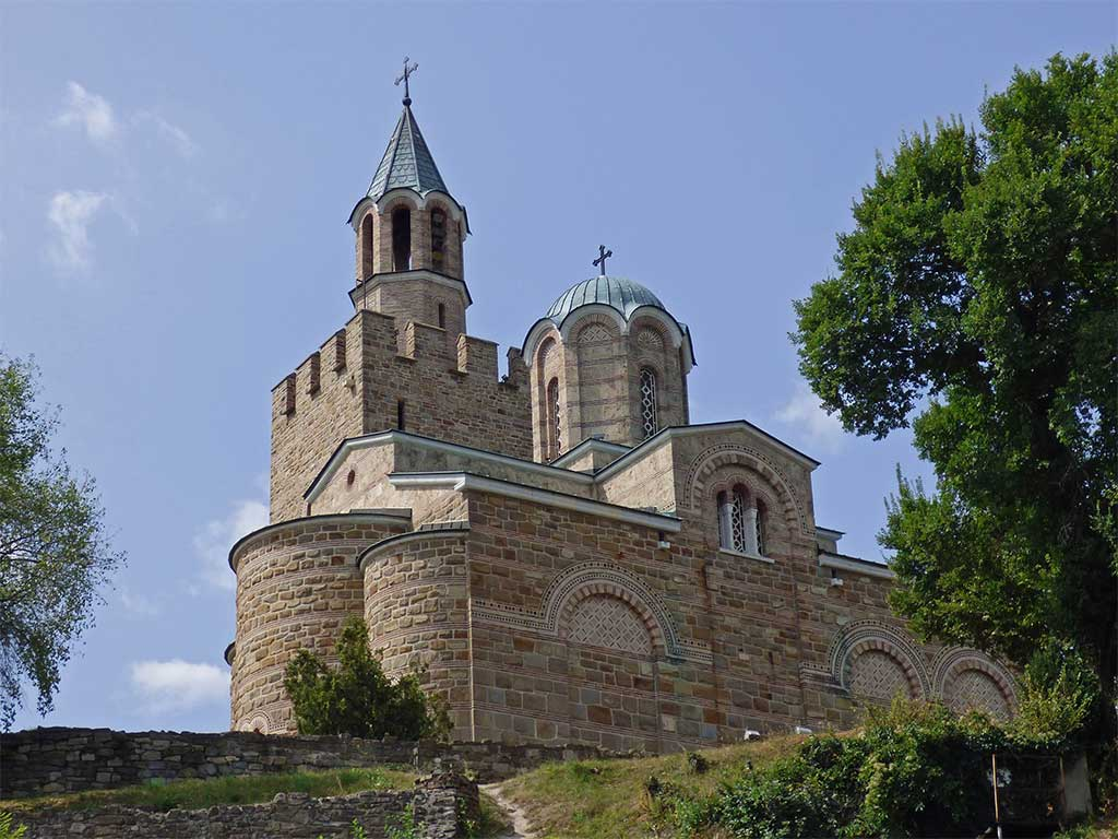 Eglise de Saint Démétrios,