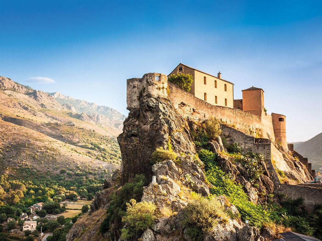 Grand tour de Corse - Petit groupe