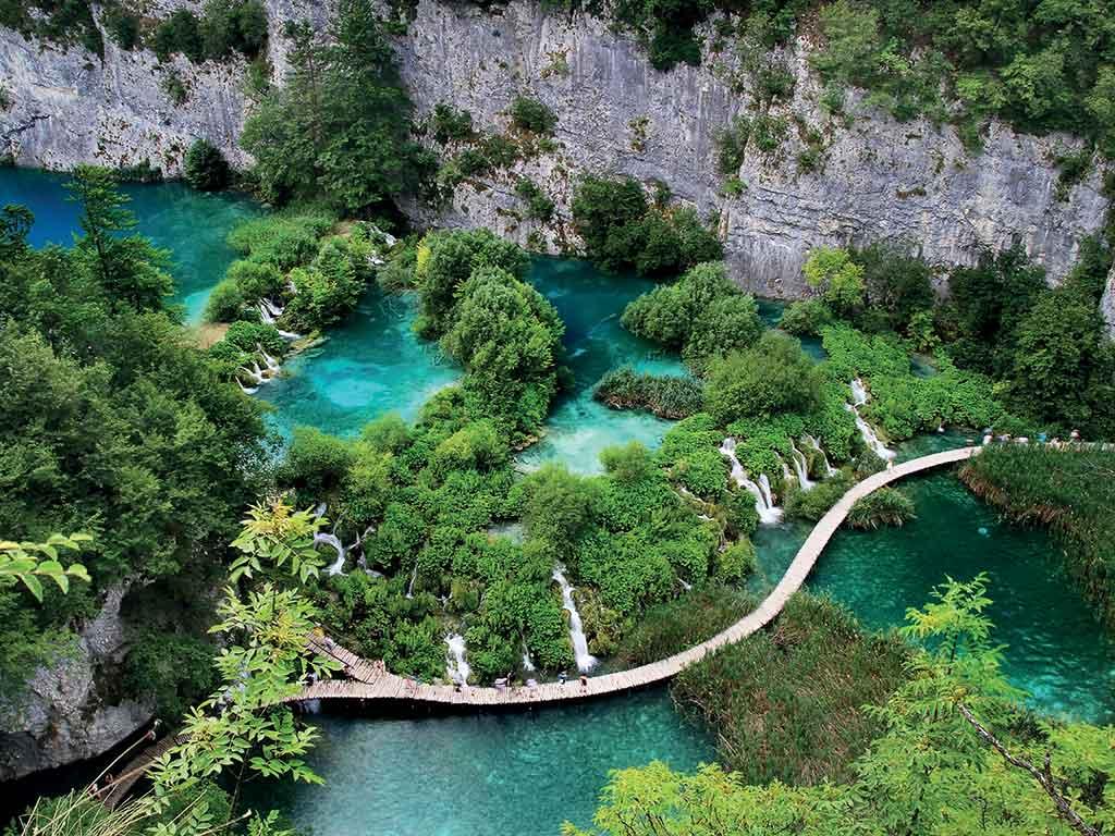 Grand tour de Croatie - Petit groupe