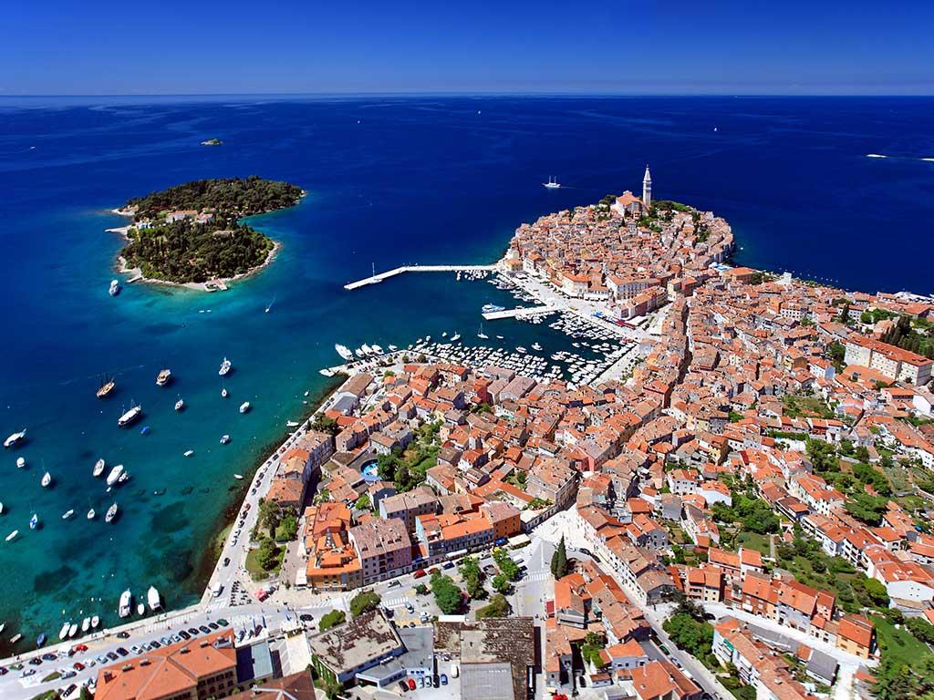 Grand tour de Croatie