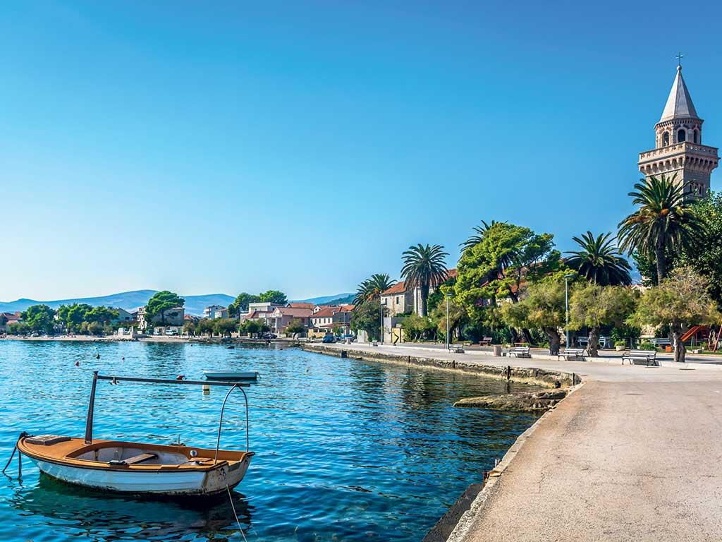 Le port de Split