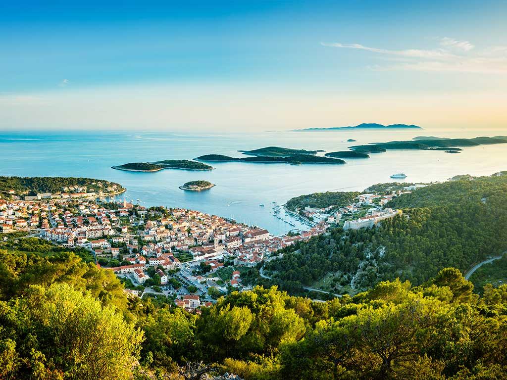 L'île de Hvar