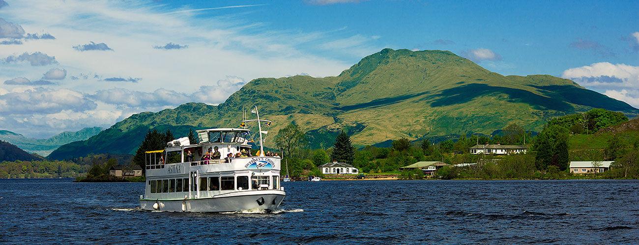 Lac Loch Lomond