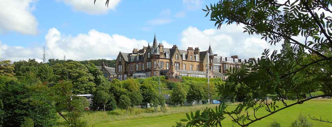Hôtel Best Western Braid Hills 4*, en Écosse
