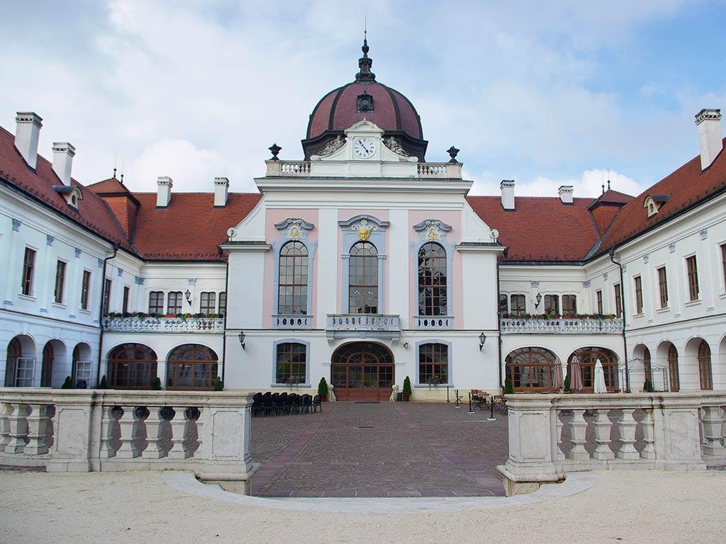 Le château de Gödöllö