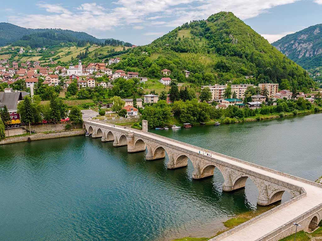 Visegrad en Hongrie