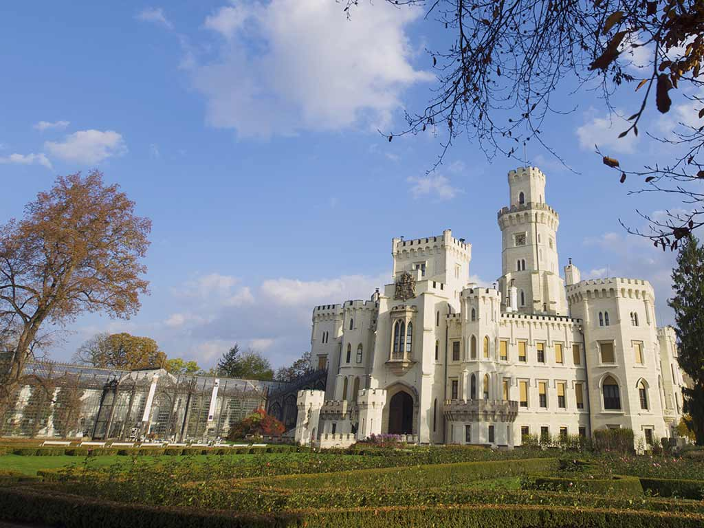 Château de Hluboká