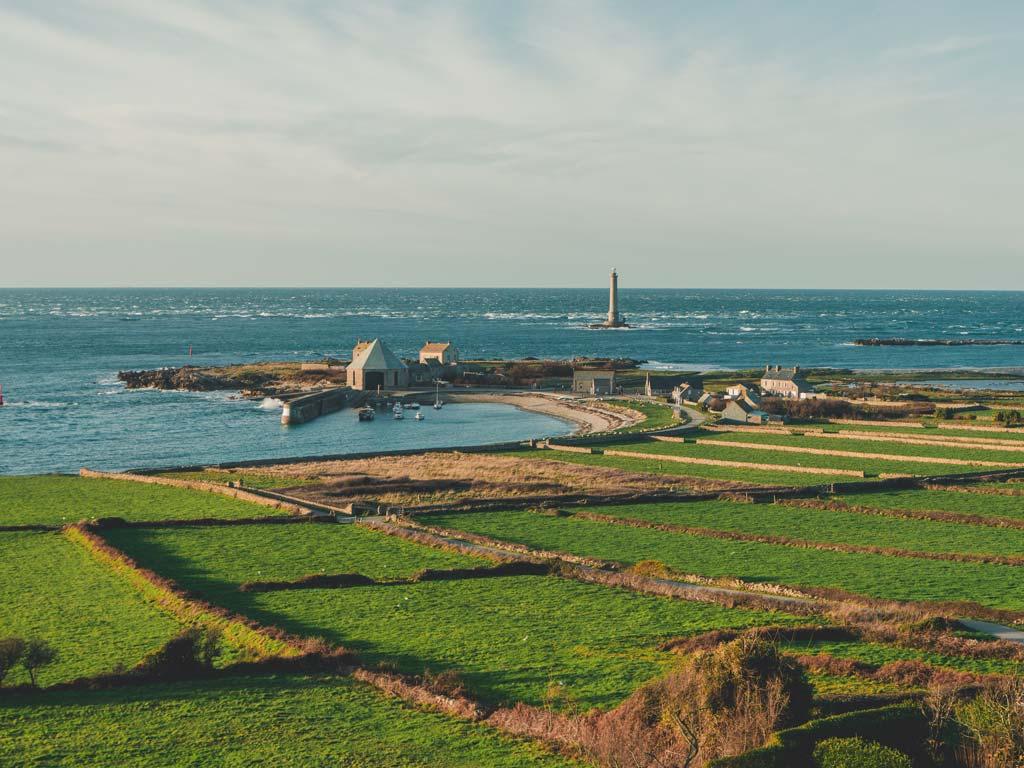 Paysage représentatif du Cotentin