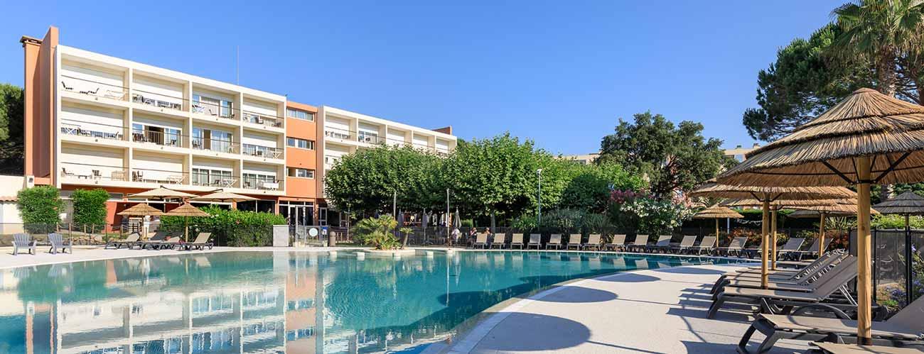 Hôtel-club Le Capet 3*, à Sainte-Maxime