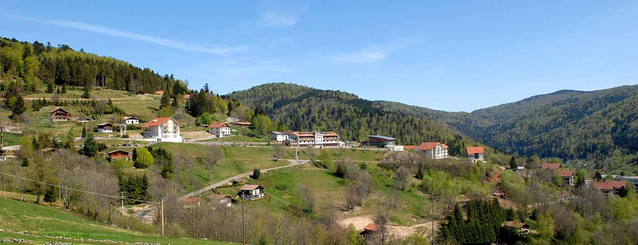 Village à thème Azureva - Bussang 3*