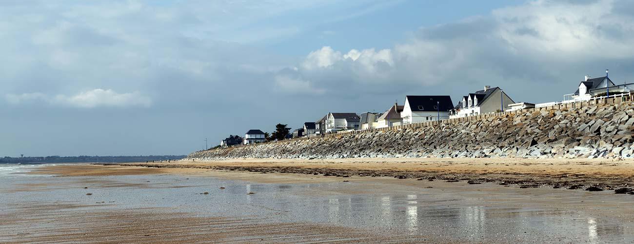 Village à thème Azureva, à Hauteville-sur-mer