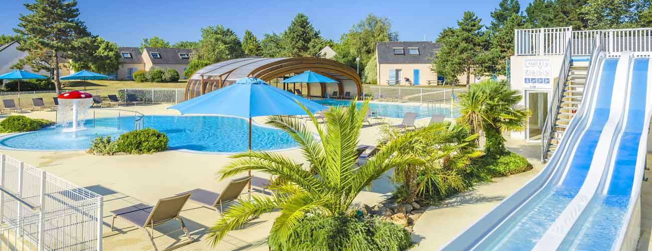Village club Kerjouanno 3*, en Bretagne