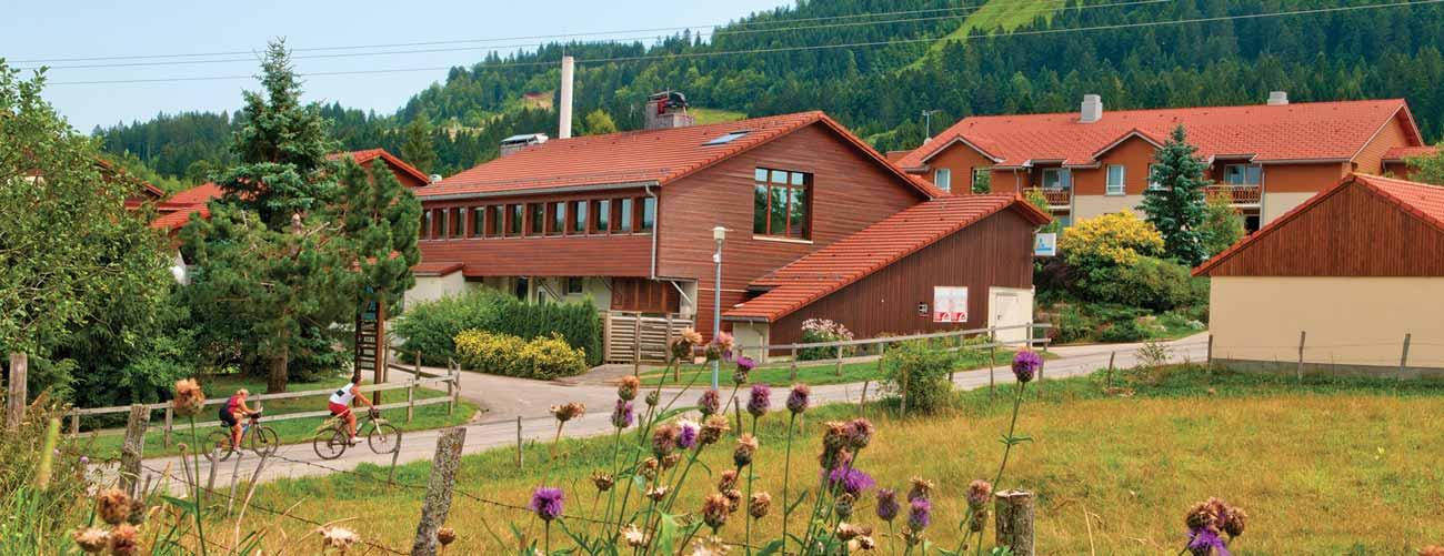 Village vacances Azureva à Métabief, Jura 3*