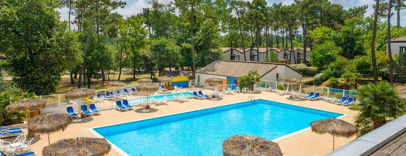 Village club, Ronce-les-bains Azureva Charente-Maritime 4*