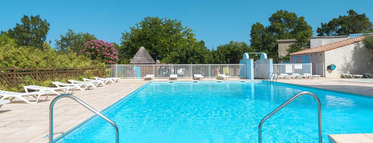 Hôtel de plein air, à Sigean Occitanie 2*