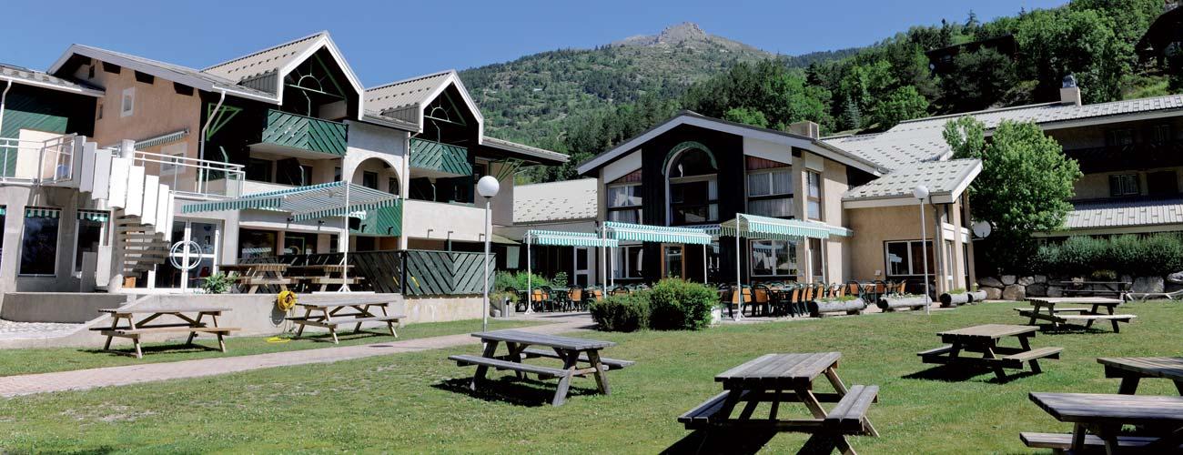 Club Vacances Bleues Les Alpes d'Azur 3*, à la Salle-les-Alpes