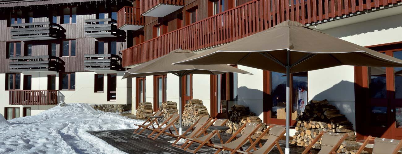 Hôtel Vacances Bleues Belle Plagne 2100 3*
