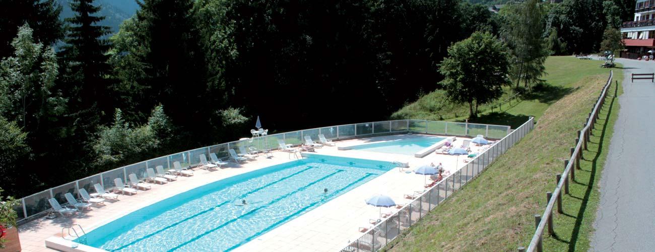 Hôtel Vacances Bleues Les Chalets du Prarianda 3*, à Mégève