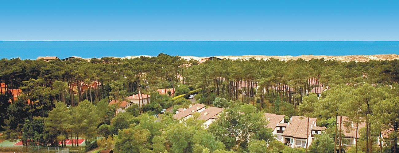 Résidence Vacances Bleues Domaine de l'Agréou 3*, à Seignosse