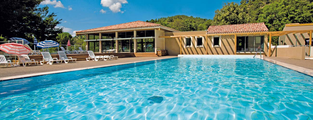 Club Vacances Bleues Domaine de Château Laval 3*, à Gréou-les-Bains