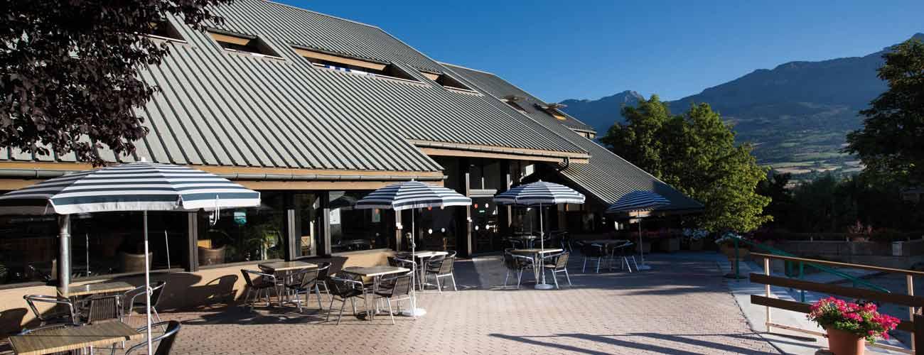 Club Vacances Bleues Les Horizons du Lac 3*, à Chorges