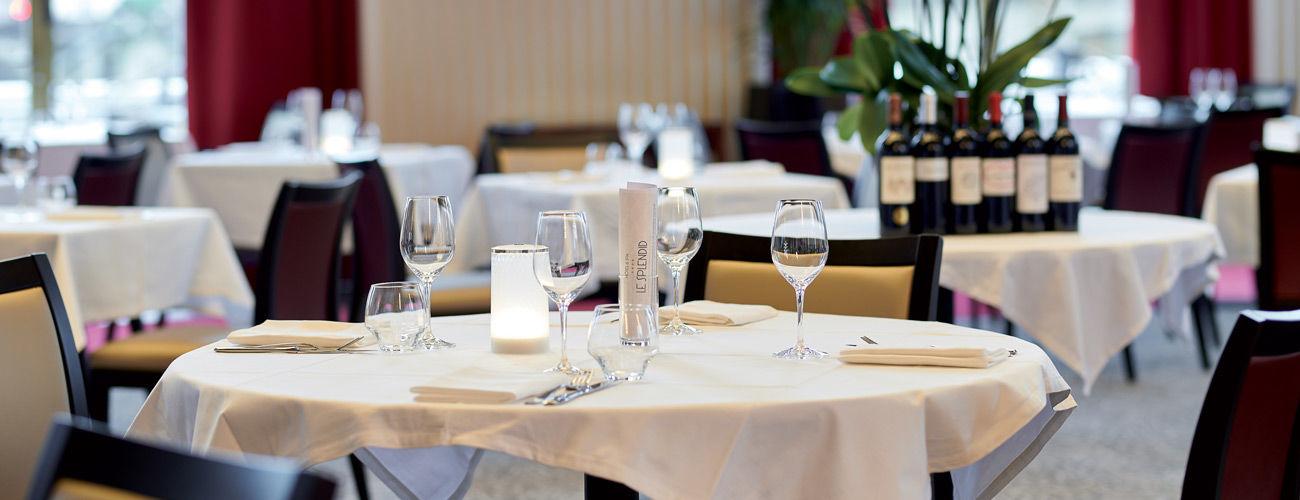 Hôtel et Spa Résidence Vacances Bleues Le Splendid 4*, à Dax