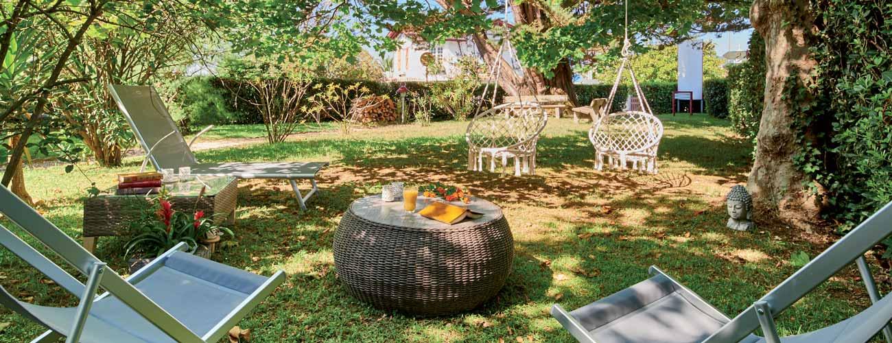 Hôtel Vacances Bleues Orhoïtza 3*, à Hendaye
