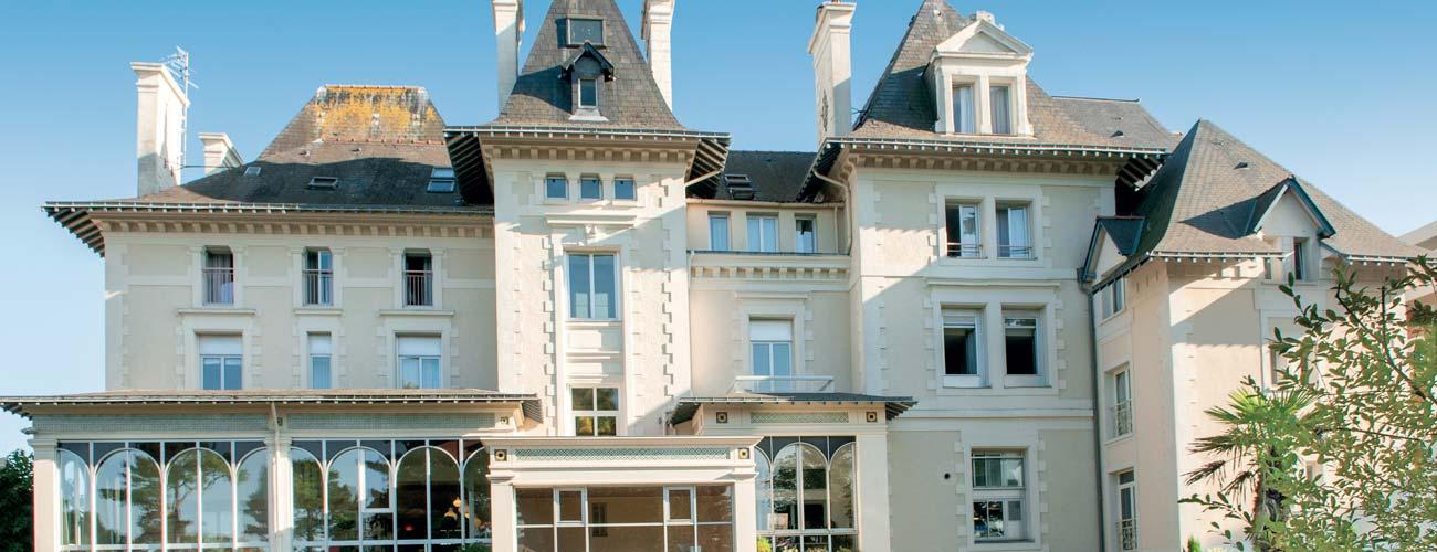 Hôtel Villa Caroline 3*, à La Baule
