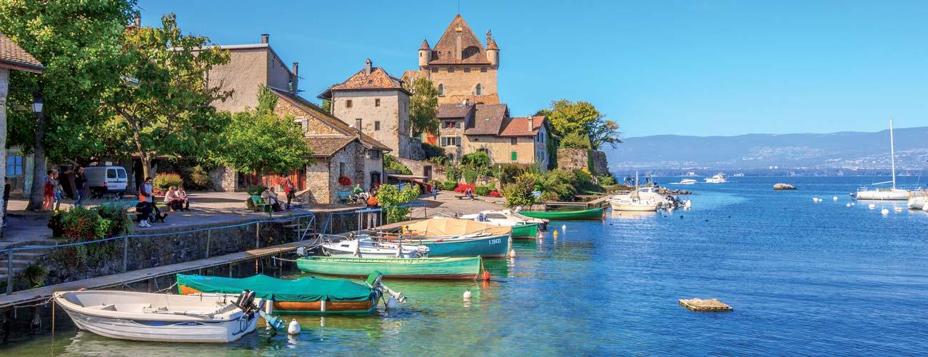 Vacances Bleues La Villa du Lac 3*, à Divonne-les-Bains