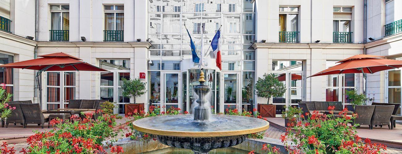 Hôtel Villa Modigliani 3*, à Paris