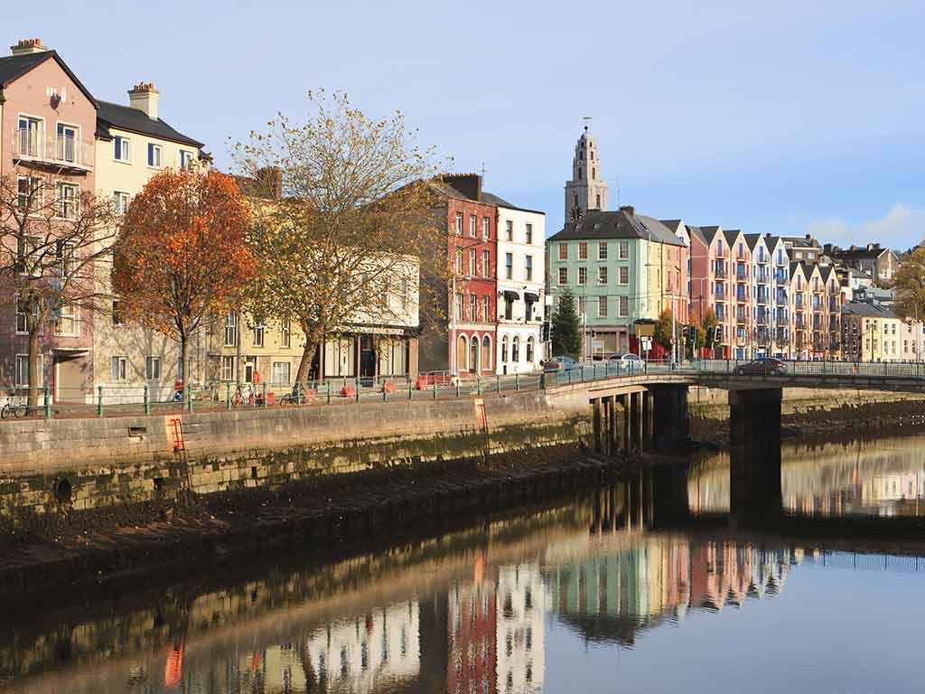 La ville de Cork
