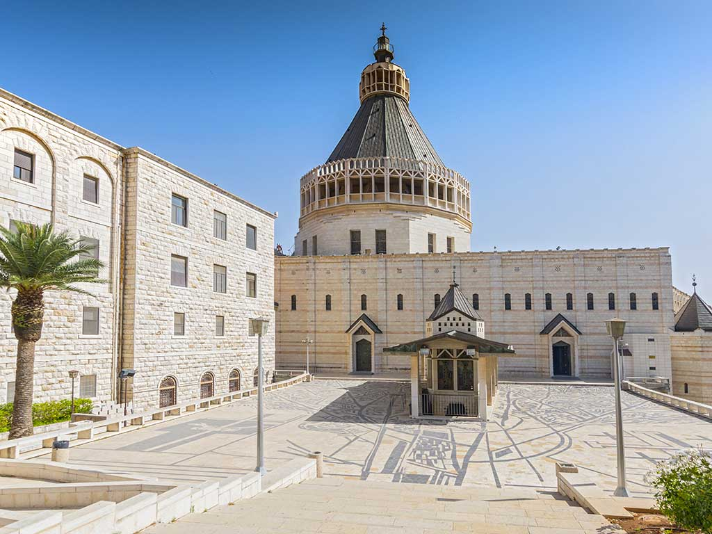 Eglise annonciation  de Nazareth