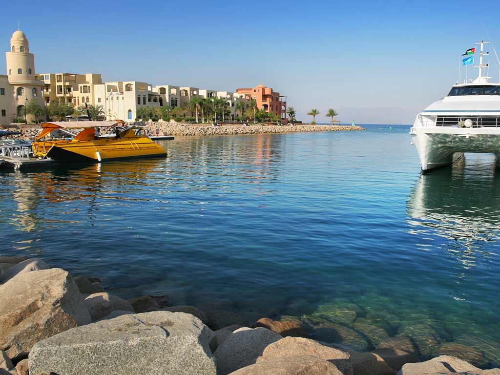 Aqaba, Jordanie