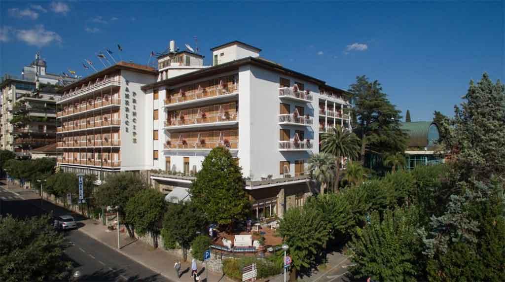 Grand Hotel Tamerici E Principe 4*