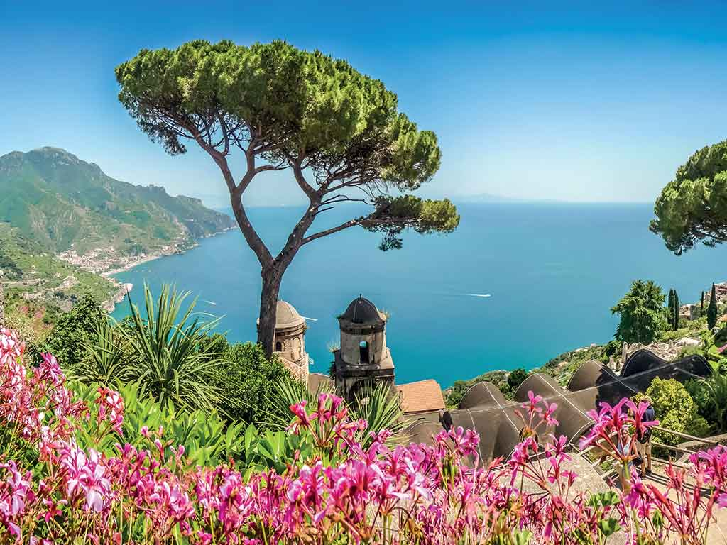 Séjour Côte Amalfitaine - Du charme napolitain à la côte amalfitaine