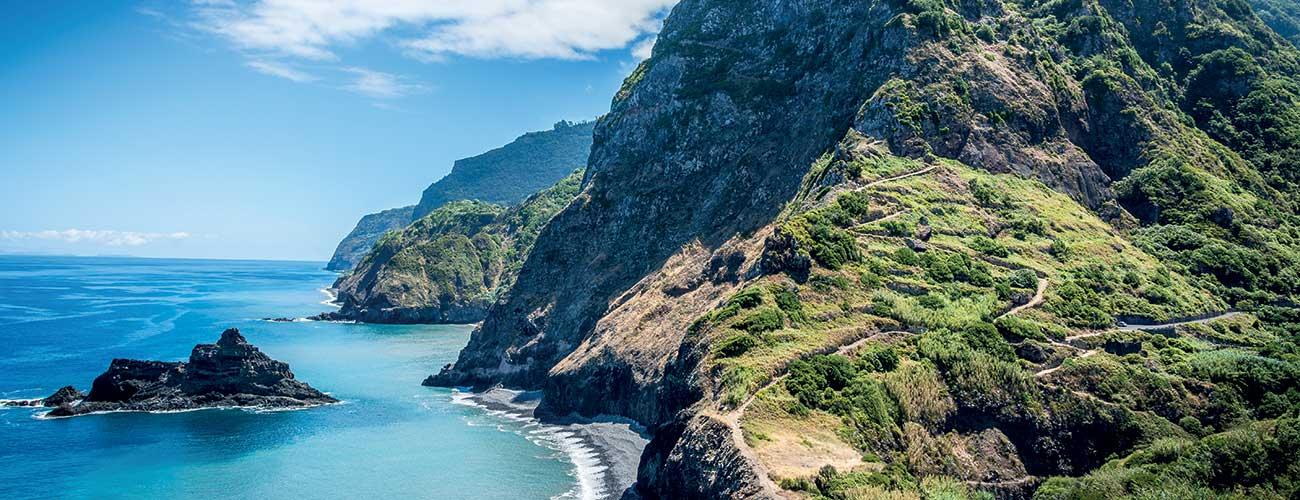 Les côtes de Madère